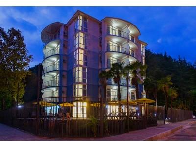 Отель«Sunrise Garden» | территория и внешний вид отеля