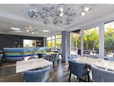 Отель«Sunrise Garden» | Основной ресторан A-STORY