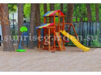Отель«Sunrise Garden» |для детей